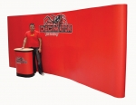 20' Pop Up Magnetic Package + Graphics