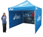 Tent 10*10' + Dye-Sublimation Graphics