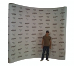 Custom Pop Up Booth Packages
