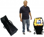 Traveling Bag for Tension Fabric Pop Ups
