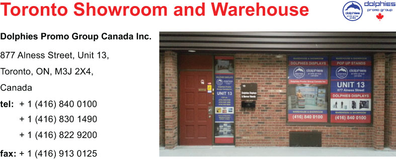 Showroom and address
