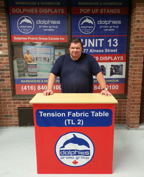 Large Tension Table 8
