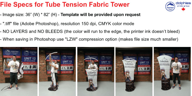 Tension Tower File Specs