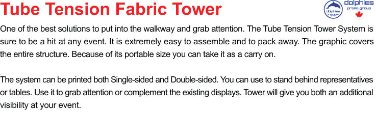 Tension Tower Gen Info